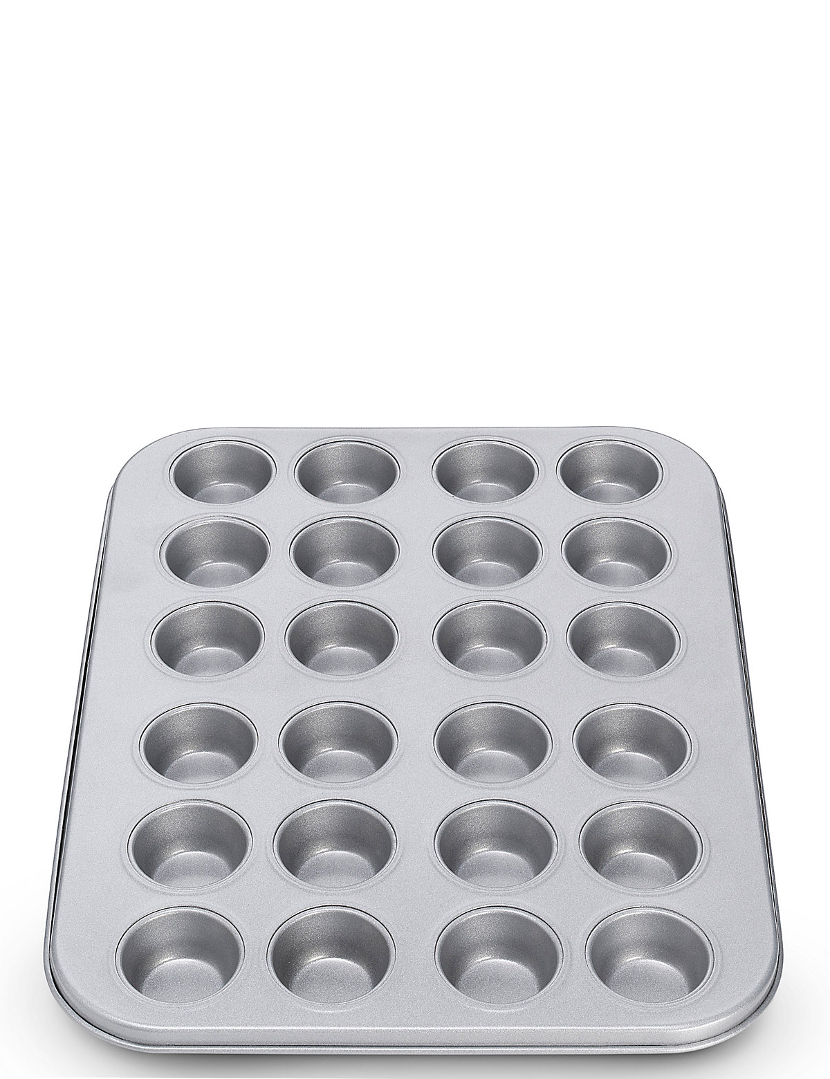 24 Cup Non-Stick Muffin Tin