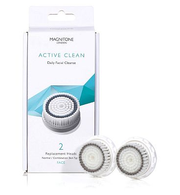 Magnitone Active Clean Brush with Skin Kind Bristles