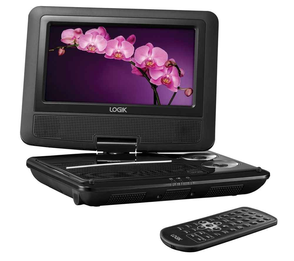 Logik L7SPDVD11 Portable DVD Player