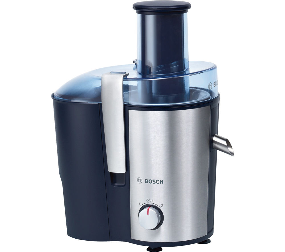 Bosch MES3000GB Juicer - Silver, Blue