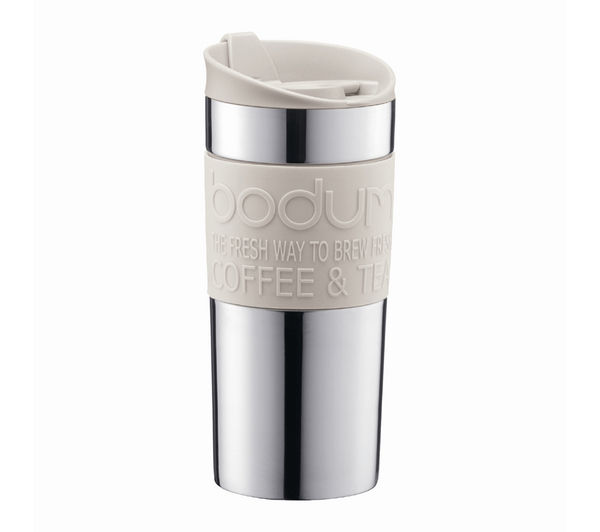 BODUM 11068-913 Travel Mug - White