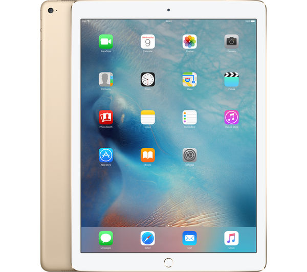 Apple iPad Pro - 128 GB, Gold, Gold