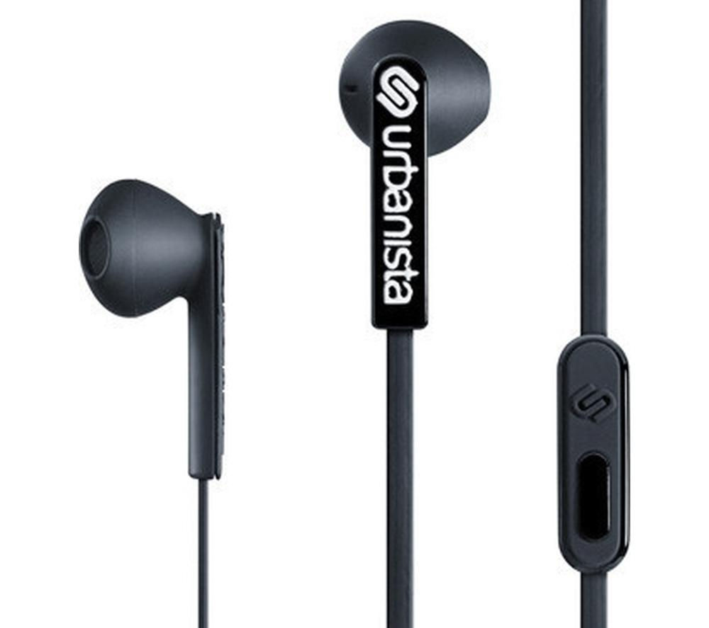 Urbanista San Francisco Headphones - Black, Black