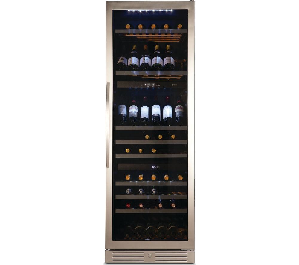 Caple WF1548 Wine Cooler - Stainless Steel