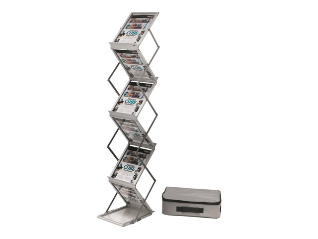 Deflecto Lit-Loc - literature holder