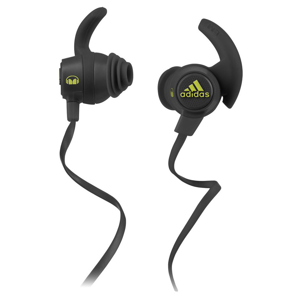 adidas Performance by Monster Response Sport Headphones - Grey