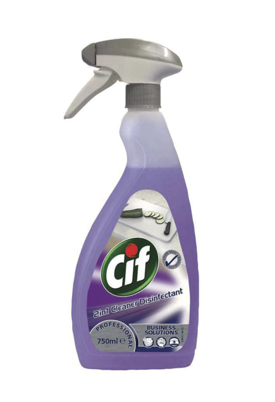 CIF PROF 2IN1 CL/DISINF 750ML 7517920
