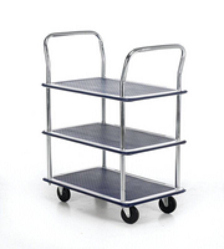 Barton Three Shelf Trolley