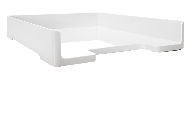 Sigel Eyestyle Letter Tray A4 White