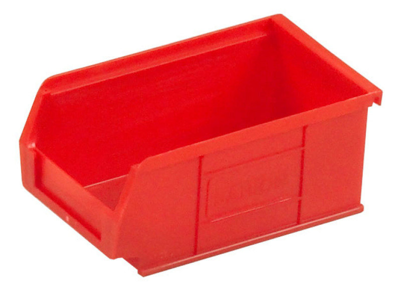 Barton Red Small Parts Container - 1.27 Litre