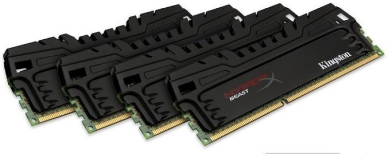 32GB 1866MHz DDR3 CL10 DIMM (Kit of 4) XMP Beast Series