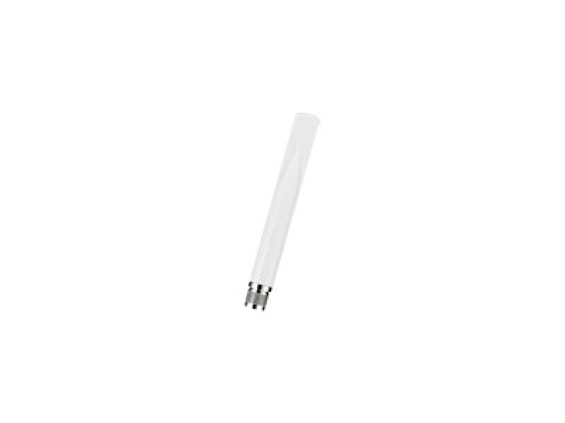 ZyXEL ANT2105 Dual Pack 2.4/5GHz 5dBi Omni-directional Outdoor Antenna, N-Type connector.