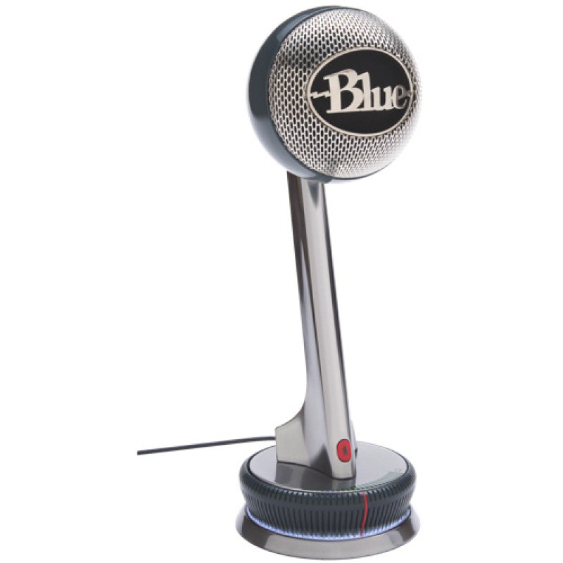 Blue Microphones Nessie Adaptive USB Cardioid Microphone