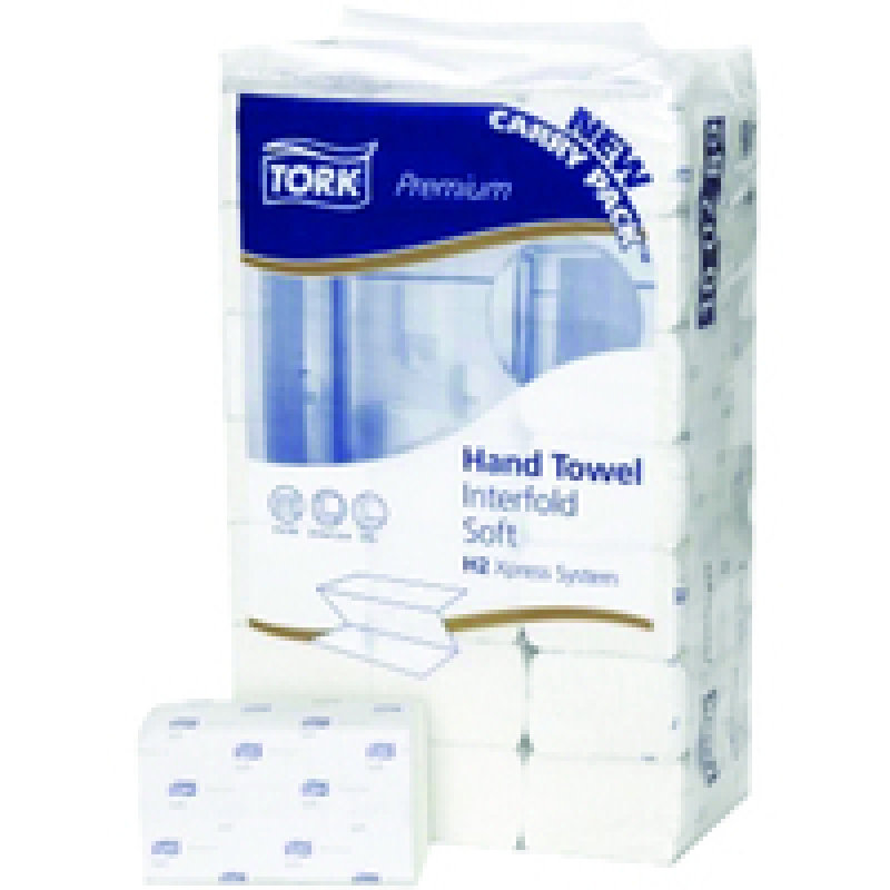 Tork Soft Multi Hnd Twl 180 Sheets Pk21
