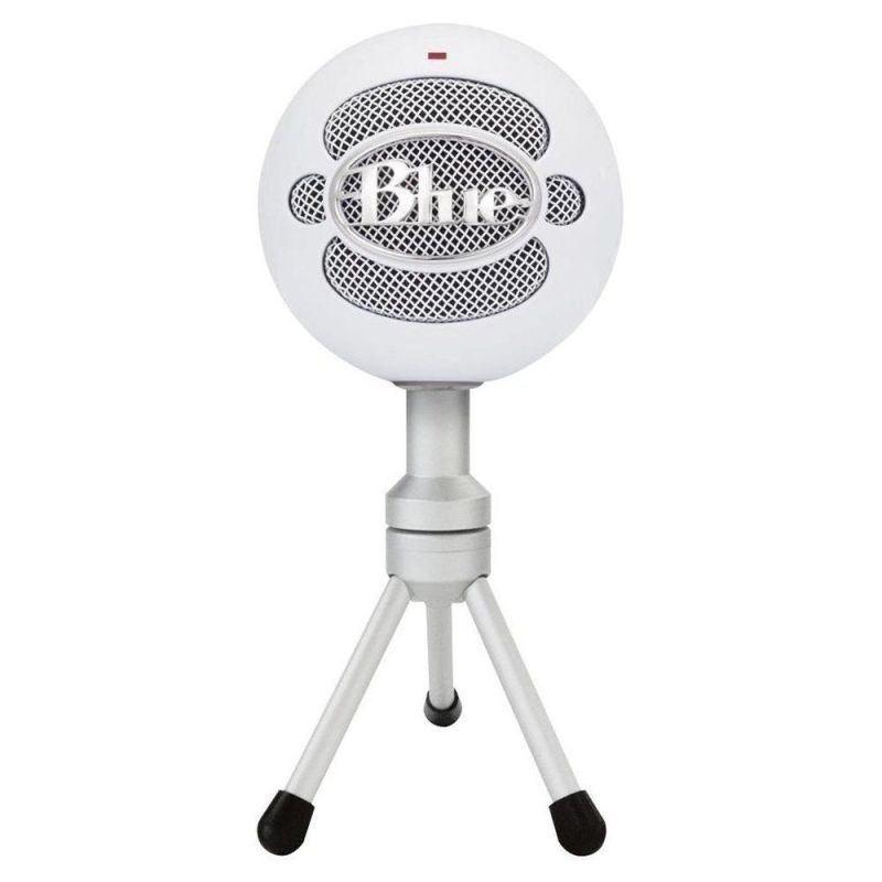Blue Microphone Snowball USB Microphone-White