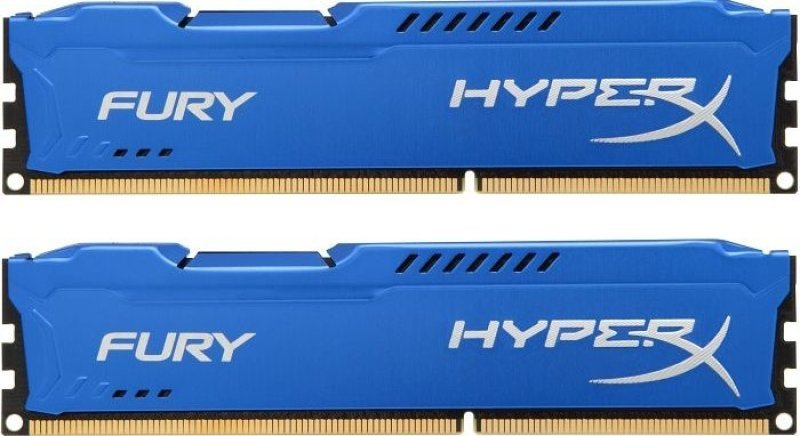 16GB 1333MHz DDR3 CL9 DIMM (Kit of 2) HyperX Fury Series