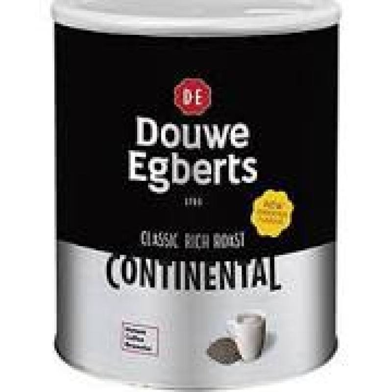 Douwe Egbert Rich Roast Coffee 750G