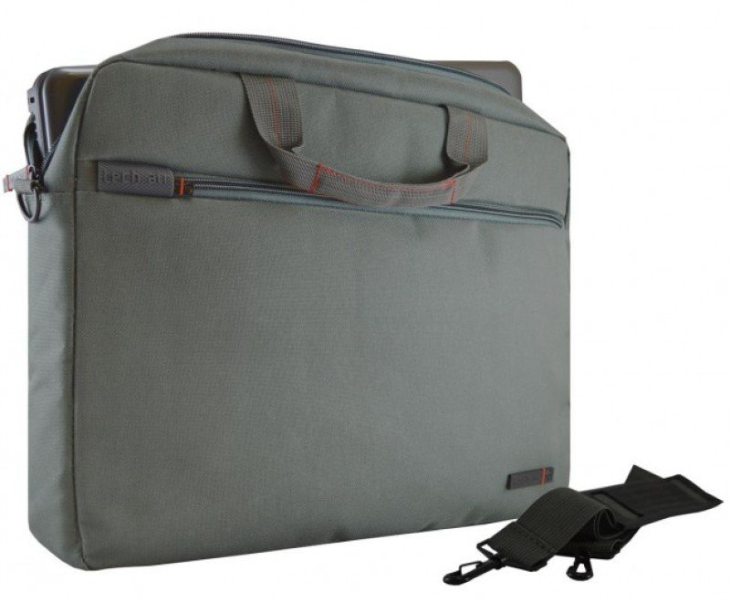 Tech Air 11.6 Sleeve In Grey With Front Pocket, Shoulder Strap And Lifetime Warranty Tanz0116v2