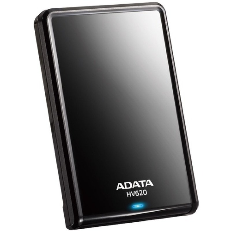 ADATA HV620 DashDrive (1TB) USB 3.0 External Hard Disk Drive (Black)
