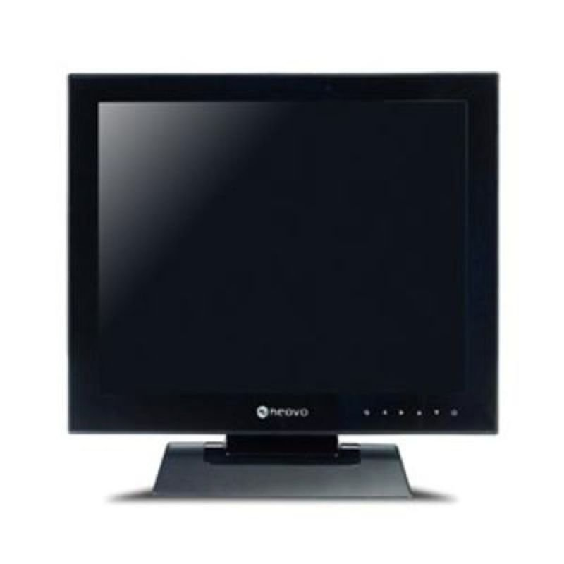 AG Neovo Eco U-17 17 Inch LCD Monitor with NeoV Glass