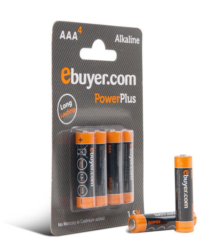 ebuyer.com AAA 4pk Batteries