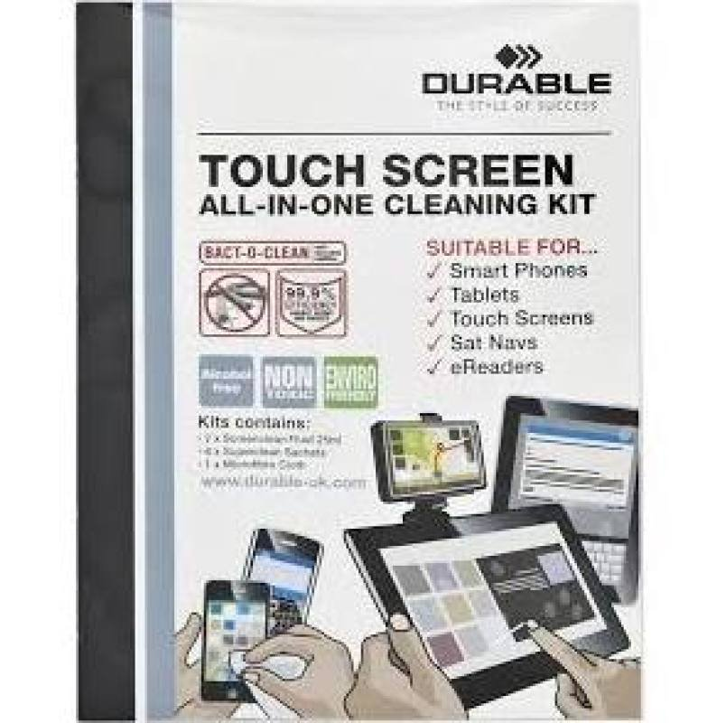 Durable All-in-one Touch Screen Cleaning Kit