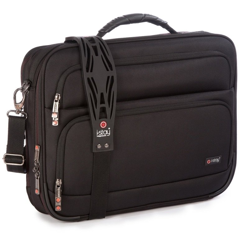 I-stay Fortis 15.6 Inch & Up To 12 Inch Laptop / Tablet Clamshell Bag