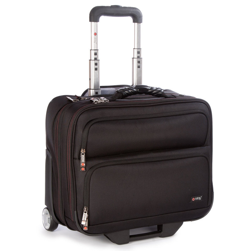 I-stay Fortis 15.6 Inch & Up To 12 Inch Laptop / Tablet Trolley Case