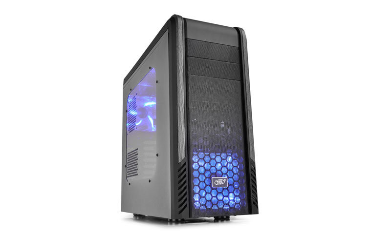 Deepcool Pangu SW-BK PC Case