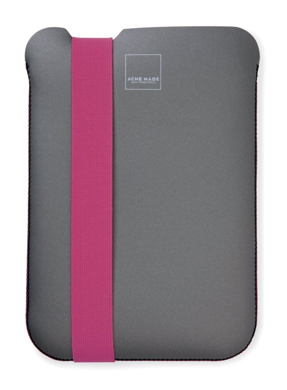 "Acme W-AM36629-PWW Skinny Sleeve for 8"" Tablets - Grey"