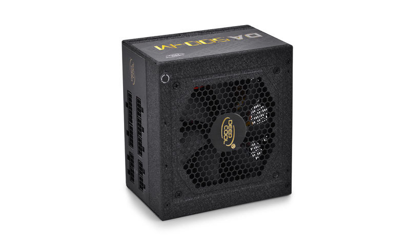 Deepcool 500W DA500-M 80 Plus Bronze Power Supply