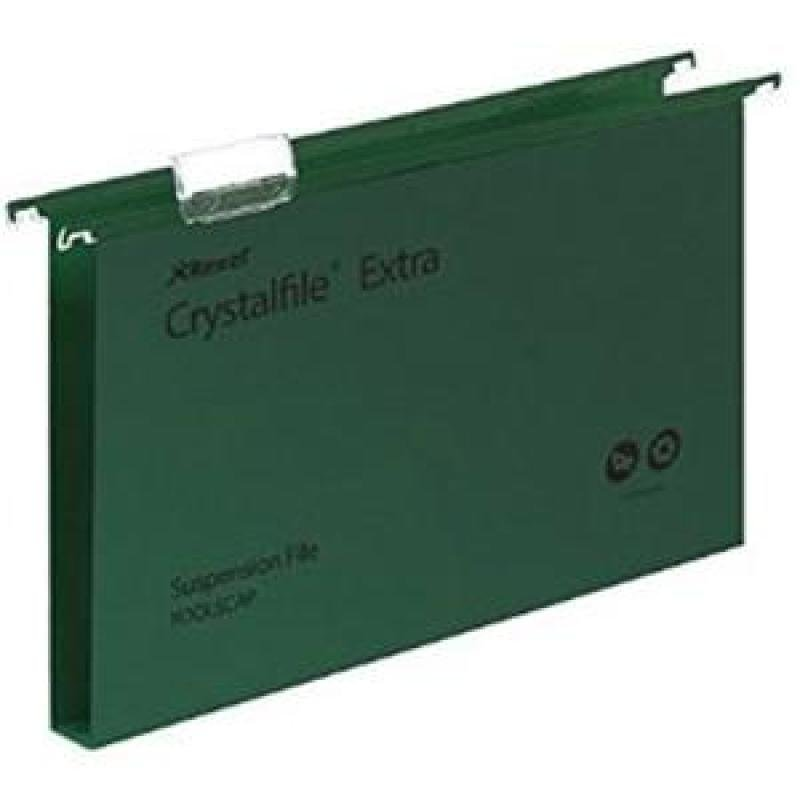 Crystalfile Ext 30mm Fc Grn Pk25 70631