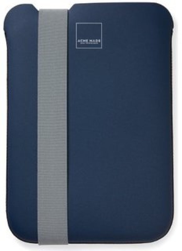 Acme W-AM36628-PWW Skinny Sleeve for iPad Mini - Blue