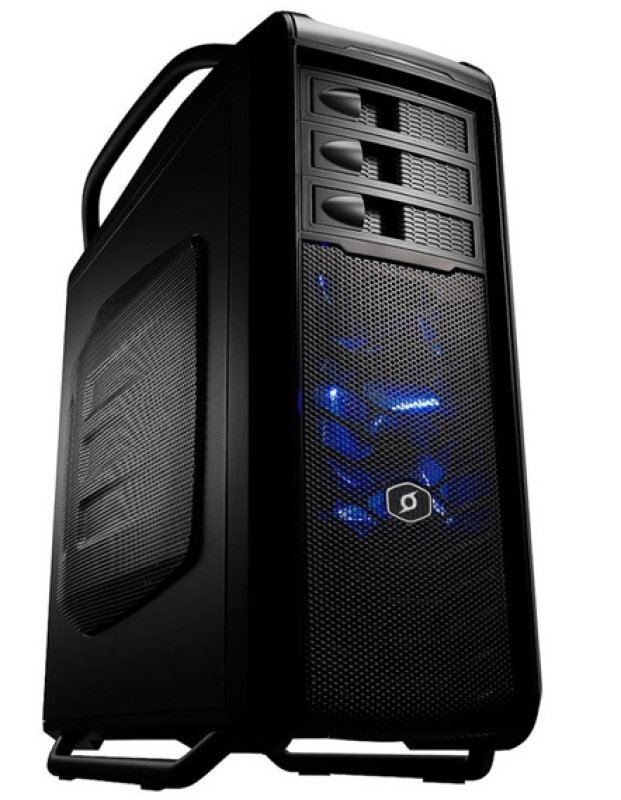 Stormforce Gaming & Media Desktop PC, Intel Core i7-6700K Processor, 16GB RAM, 3TB HDD, 240GB SSD, NVIDIA GeForce GTX-980Ti Graphics, DVD/RW, Windows 10 Home - 7260-5110