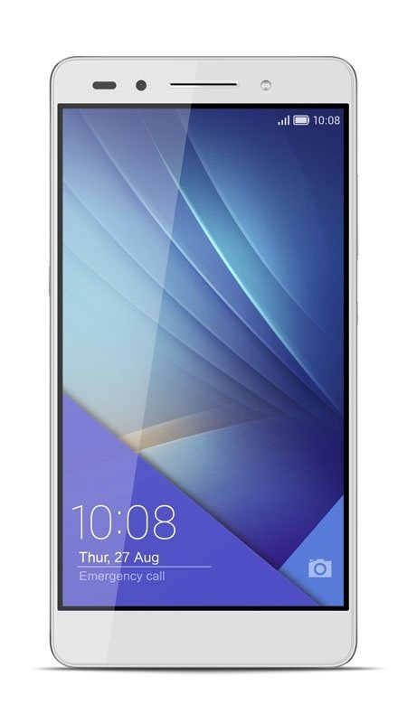 51096577 Honor 7 16GB Phone - Silver
