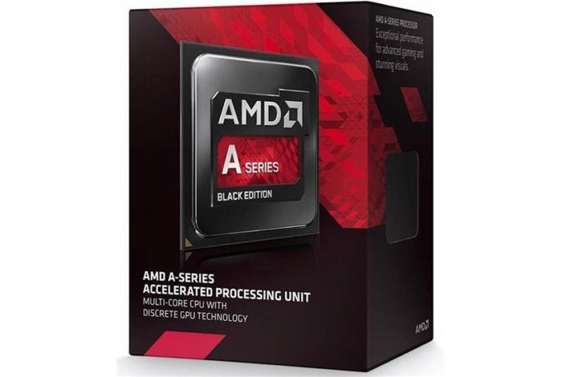 AMD A10-Series A10-7860K 3600 MHz Socket FM2+ Retail Boxed Processor