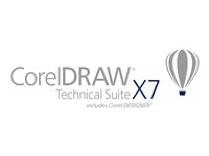 Coreldraw Technical Suite X7 - Electronic Software Download