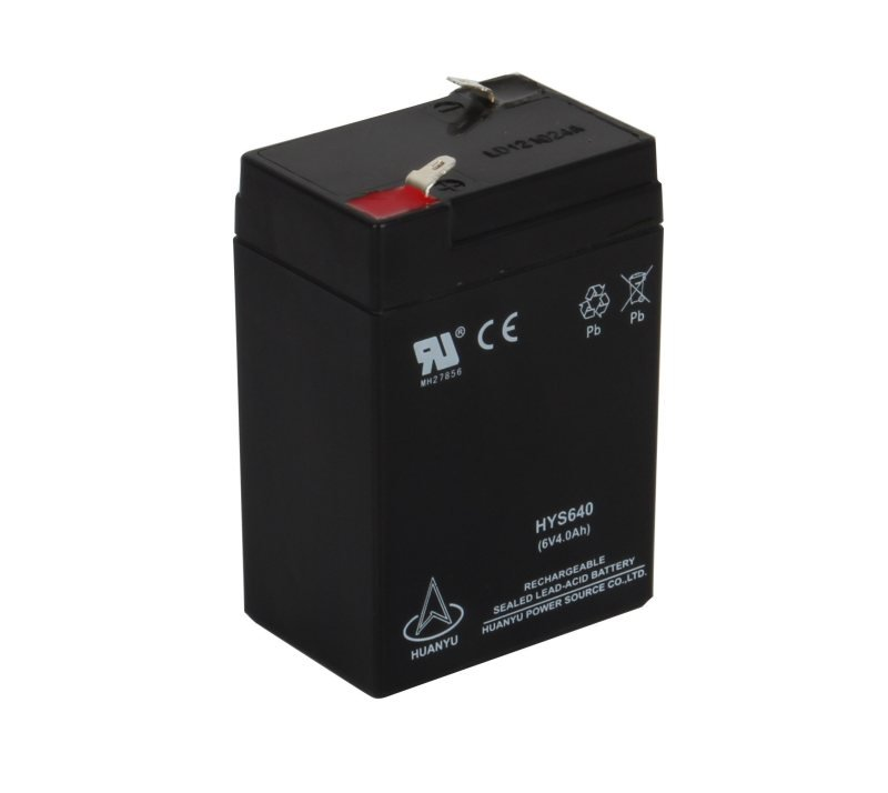 6V Replacement Trike Battery