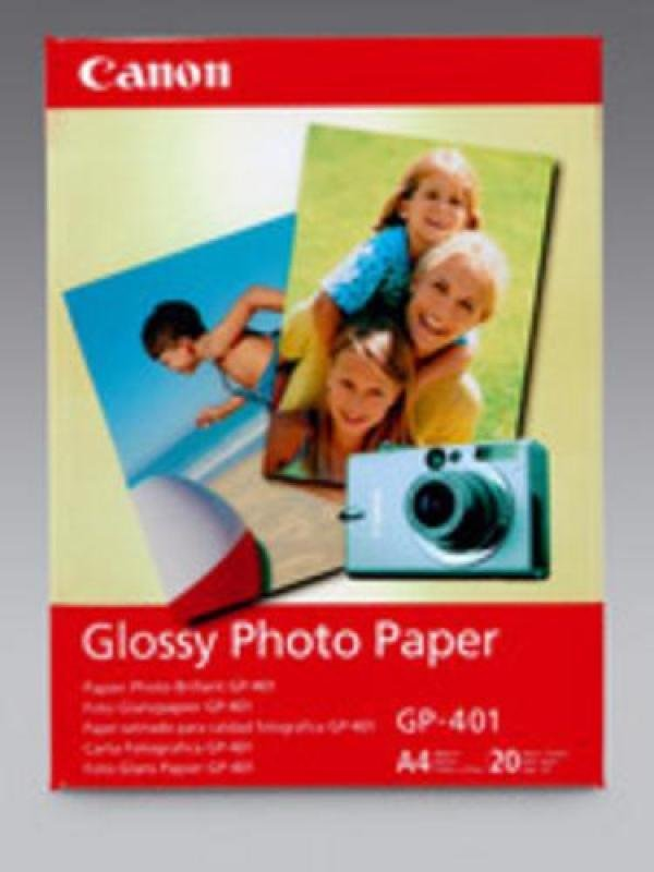 Canon Glossy Photo Paper 10x15cm Pack of 100 GP501