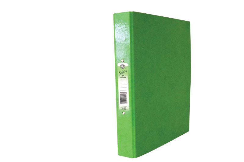Concord Ixl Selecta Ring Binder A4 Green - 10 Pack