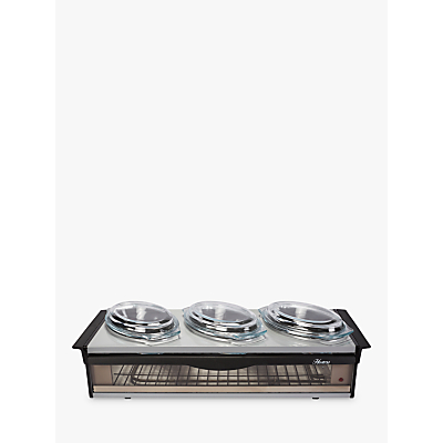 Hostess H0392SV Brushed Silver Side Server