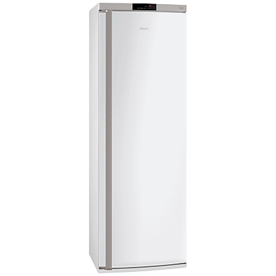 AEG A72710GNW0 Tall Freezer, A++ Energy Rating, 60cm Wide, White