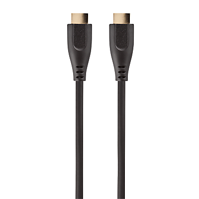 John Lewis High Speed HDMI Cable, 3D compatible, 2m