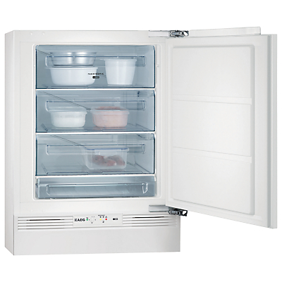 AEG AGS58200F0 Integrated Freezer, A+ Energy Rating, 60cm Wide