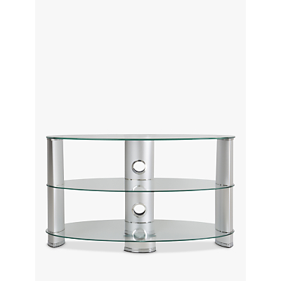 John Lewis 850 Oval TV Stand for TVs up to 40""