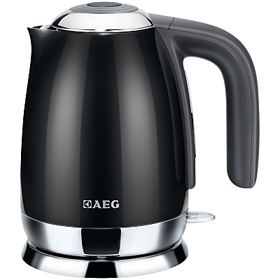 AEG EWA7102-U Kettle, Gloss Black