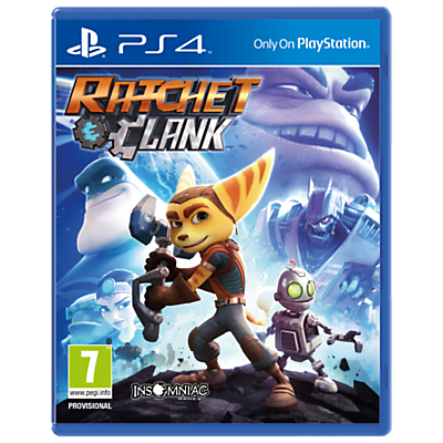 Ratchet & Clank, PS4