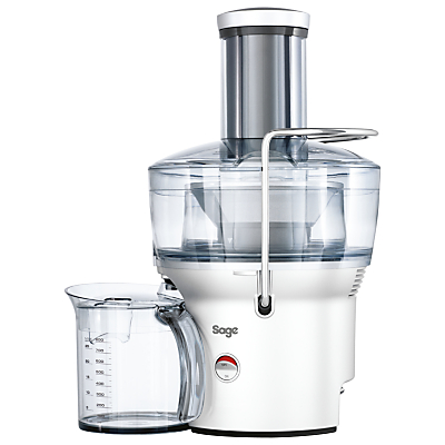 Sage by Heston Blumenthal BJE200SIL The Nutri Juicer Compact, Silver