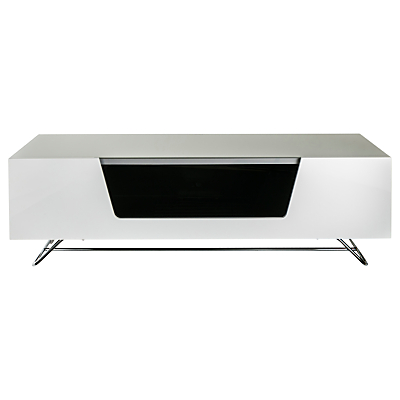 Alphason Chromium 1200 TV Stand For TVs Up To 60""