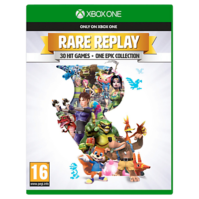 Rare Replay, Xbox One